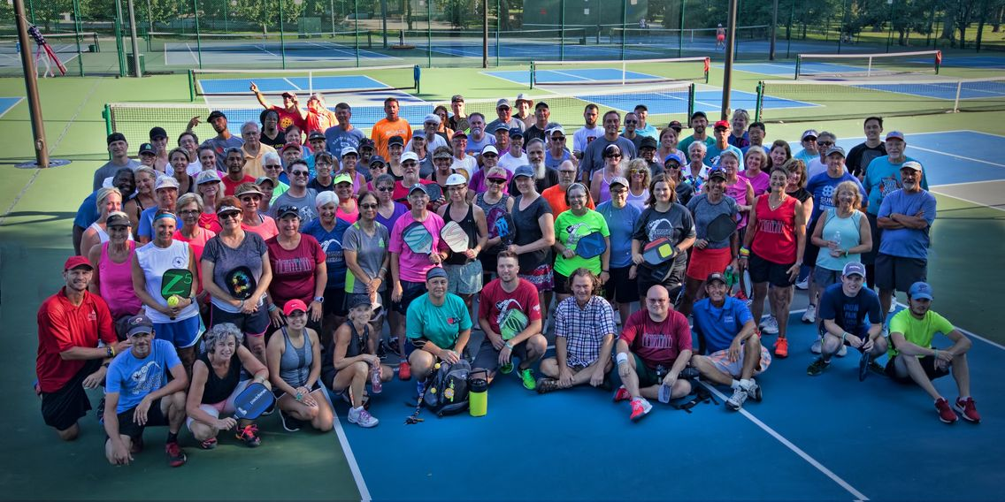 Pickleball Lessons in St. Louis, MO. Beginner Pickleball Lessons. Intermediate and Advanced too.