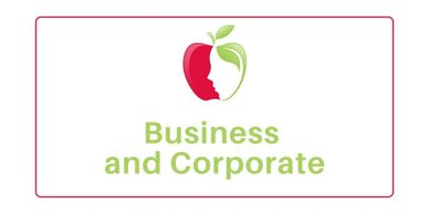 Business and corporate services for health, nutrition and wellbeing.