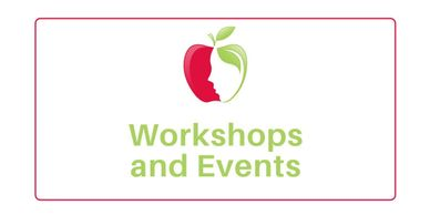 Individual and group workshops and events for health and wellbeing.