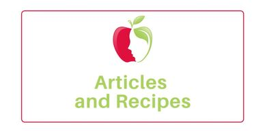 Recipes and articles on nutrition, health and wellbeing.