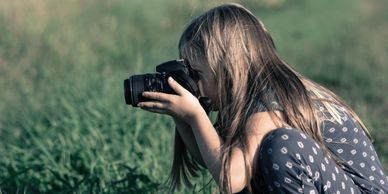 Photography classes, photography workshops, teen photography