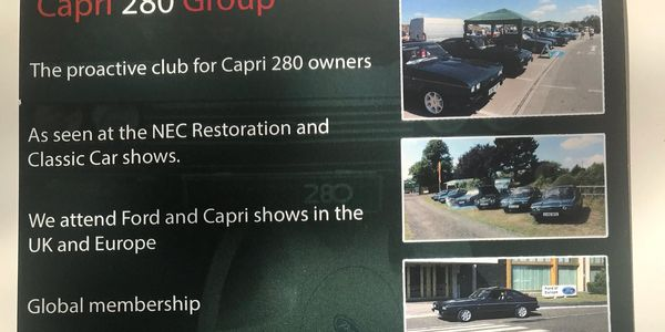 We also have this attractive capri280 Group  flyer available thanks to the same team of group member
