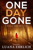 Mylas Grey Mysteries: One Day Gone : Book One, features Mylas Grey, who's an investigator a senator.