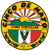 Cinco De Mayo tortillas