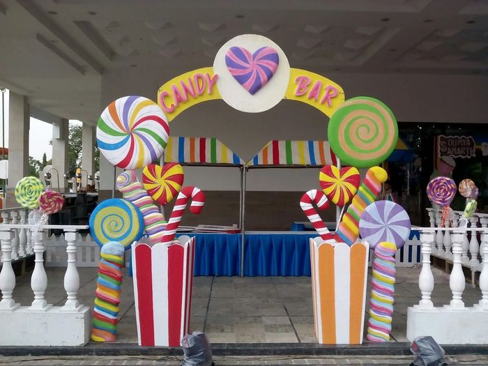 candy land theme party planning at birthday planner party setups