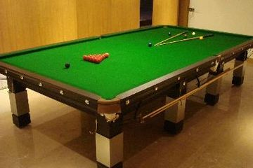 snooker at corporate games