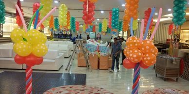 Birthday Planner In Delhi Popular For Decoration Party Setup