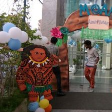 birthday party planner in delhi makes moana theme party