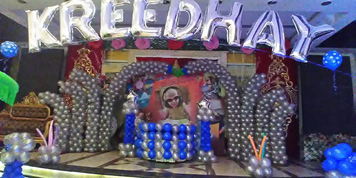 Birthday Party Decorations Service In Delhi Gurgaon Noida Faridabad