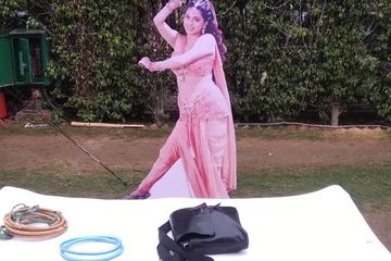 ring Games like ring the bottle, ring the suparstar on rent in birthday party setup & events