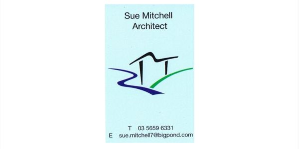 Sue Mitchell Design logo