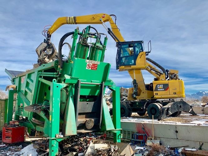 Clearfield Recycling Recycling Scrap Metal