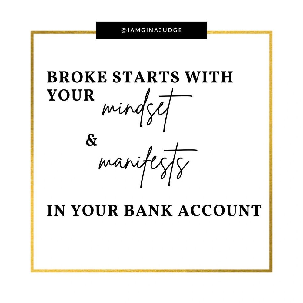 money mindset quote that inspires you to take control of your finances and get out of debt