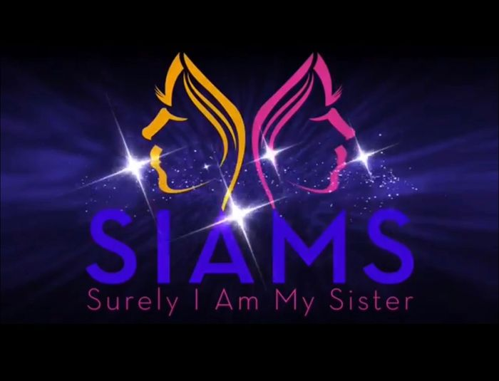 Surely I Am My Sister Logo