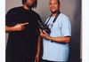 KRS-One and Eric Coleman