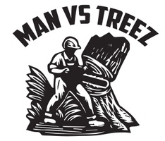 Man VS Treez
