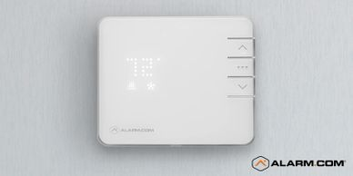 smart thermostat, prevent employees changing temperature, remote access, create schedules,