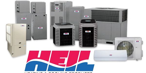 Heil heating and air products