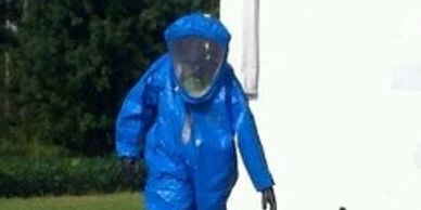Hazwoper, hazmat, hazardous materials, update, decon, decontamination