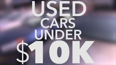 Autowest Allegan has a Great Selection of Used Vehicles priced under $10,000.