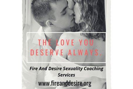 Fire & Desire Sexuality Coaching & Consulting