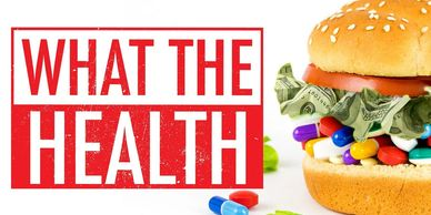 What The Health - Movie Title Poster