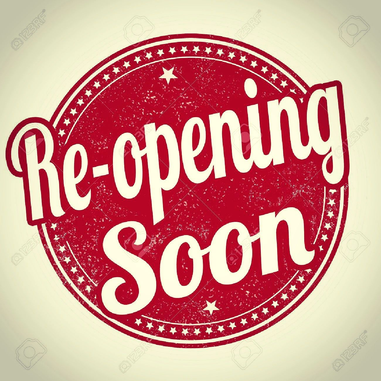 I am so so excited to announce that we will be able to open back up this coming Friday, 04/24.  Than