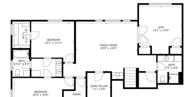 Floor Plans for your Real Estate Listings.