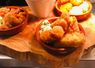 Our delicious tapas dishes three for just £10