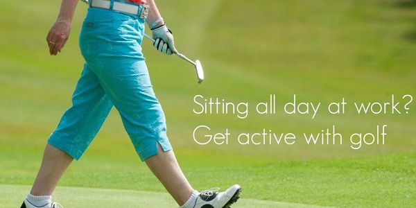 Get active with golf
