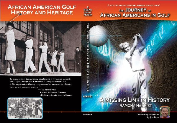 African American golf book chronicling a cultural history of golf and American history