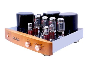 A-60W INTEGRATED VACUUM TUBE AMPLIFIER