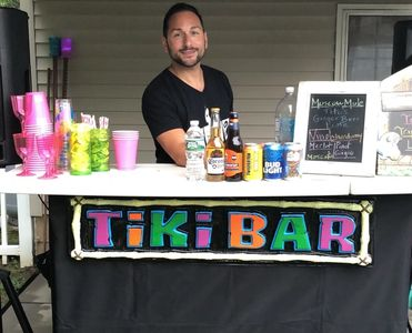 Let Us Bring The Bar To You!! Welcoming Joe Lupone our Professional Mixologist & Mobile Bartender.