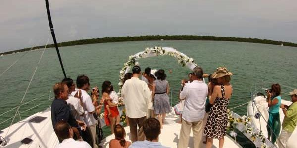 Arrange Your perfect wedding at sea.  Make this special occasion an unforgettable day.