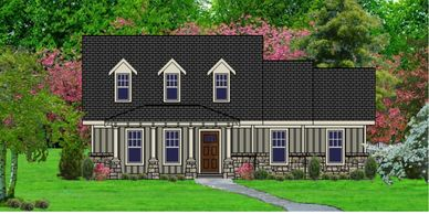 Craftsman Home Design Covingtowne XII