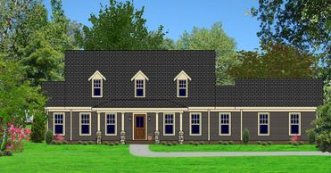 Craftsman Home Design Freeportowne III with Side Double Garage
