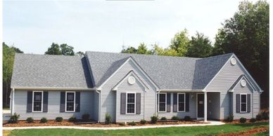 Classic affordable home design with 4 bedrooms Mannington VIII with Double Garage