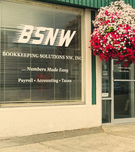 Bookkeeping Solutions Business Front