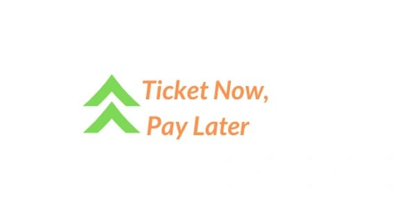 Ticket Now Pay Later Logo