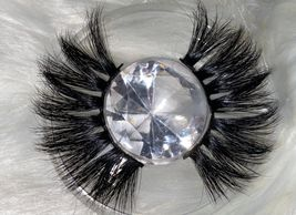 The Galore lash is truly a Show stopper ! She flares at the ends and pairs perfectly with a bold win