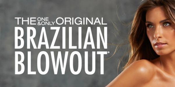Brazilian Blowout professional smoothing treatment