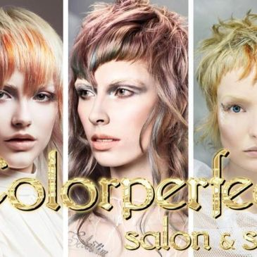 Hair Salon/ Hair - Santa Clarita, Valencia,  Hair Salon In Valencia Mall. COLORPERFECT SALON & SPA