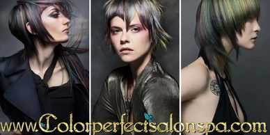 _2 COLORPERFECT SALON & SPA. Hair Color, Color, Haircut, Best Hair Salon Valencia, Santa Clarita, CA