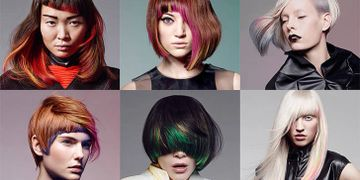 hair cut in the world is some variation of the one length cut or bob, the layered cut, precision cut