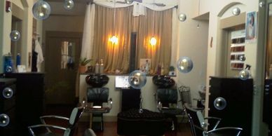 Professional Hair Salon & Spa In Santa Clarita, Valencia, CA. Provides Expert Hair Color, Haircuts