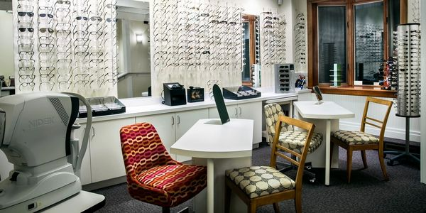 Eye Care For You, with glasses and eye care for the whole family!