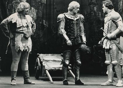 CAMELOT with Richard Harris
