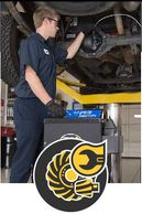 Drive Line Service Replaces worn-out lubricant Cleans bearings and gears