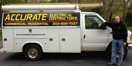 Accurate electrical contractors
