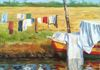 "laundry day  14"" x 18"""